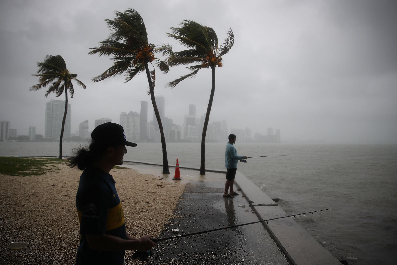 Tropical Storm Gordon already hit Florida on Monday.