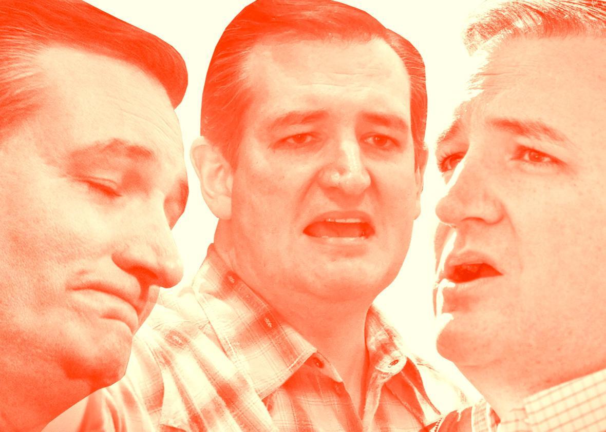 Ted Cruz timeline