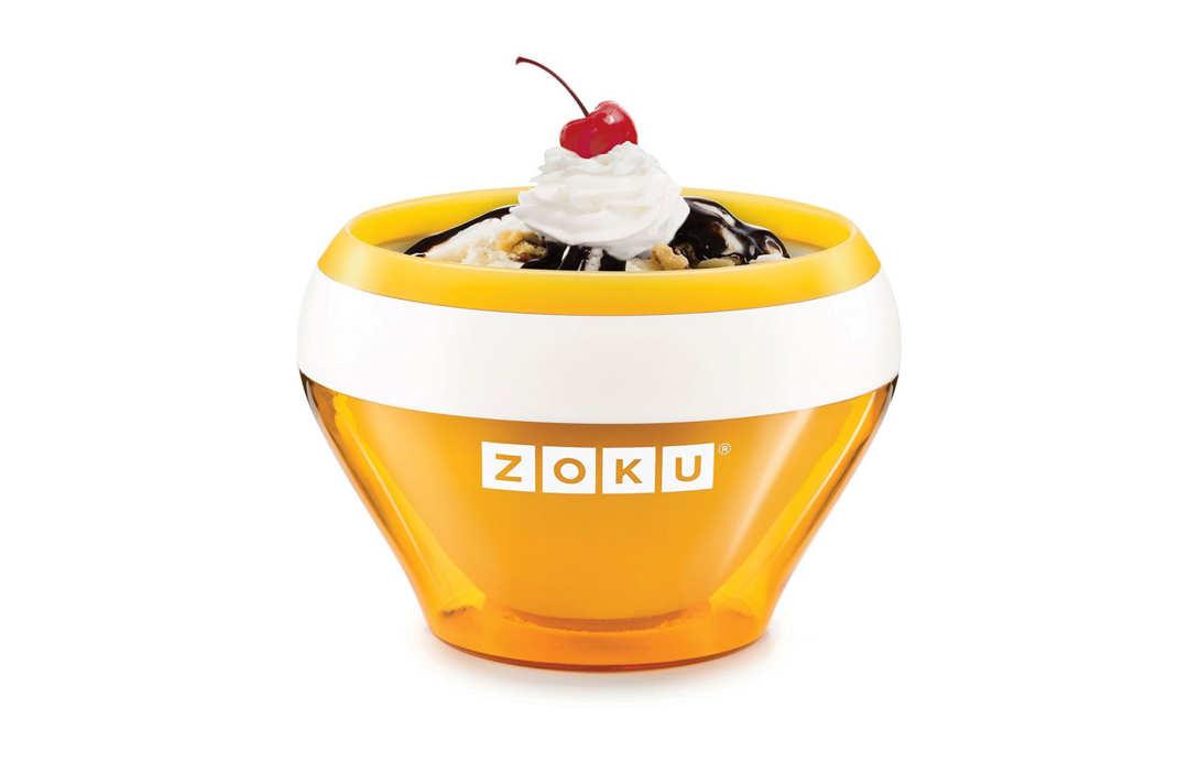 Zoku Instant Ice Cream Maker.