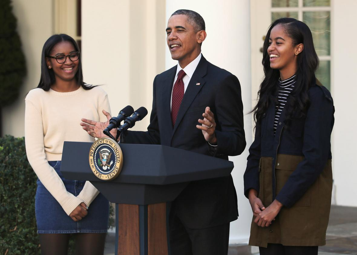 The Obama girls want cash for Christmas, and so should you.