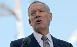 Former New York State Governor George Pataki in 2010. Click image to expand.
