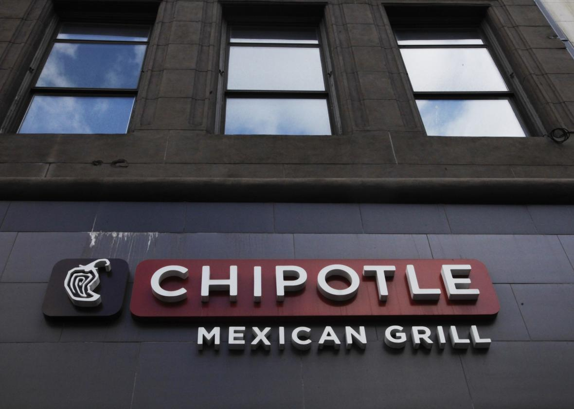 Los Angelenos sue Chipotle because their burritos contained
