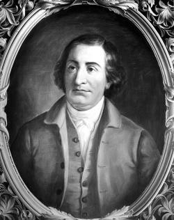 Edmund Randolph, first United States Attorney General.