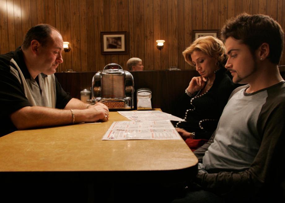 The Sopranos finale