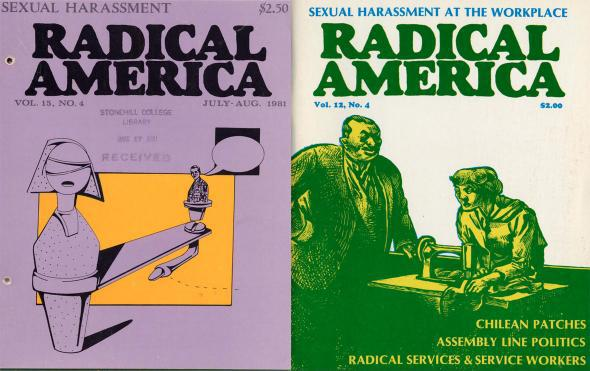 Radical America Magazines