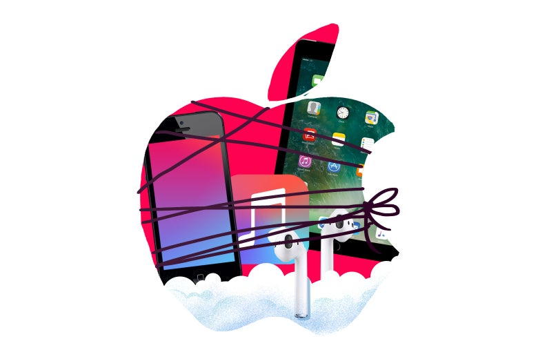 A subscription bundle of Apple products.