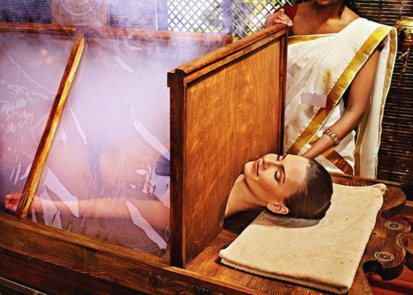 Ayurvedic Sauna