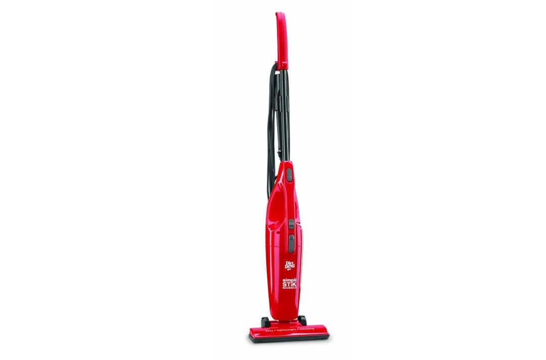Dirt Devil Simpli-Stik vacuum.