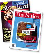 The Weekly Standard and The Nation