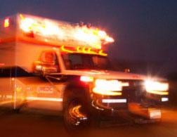 Are speeding ambulances lifesavers or life hazards?