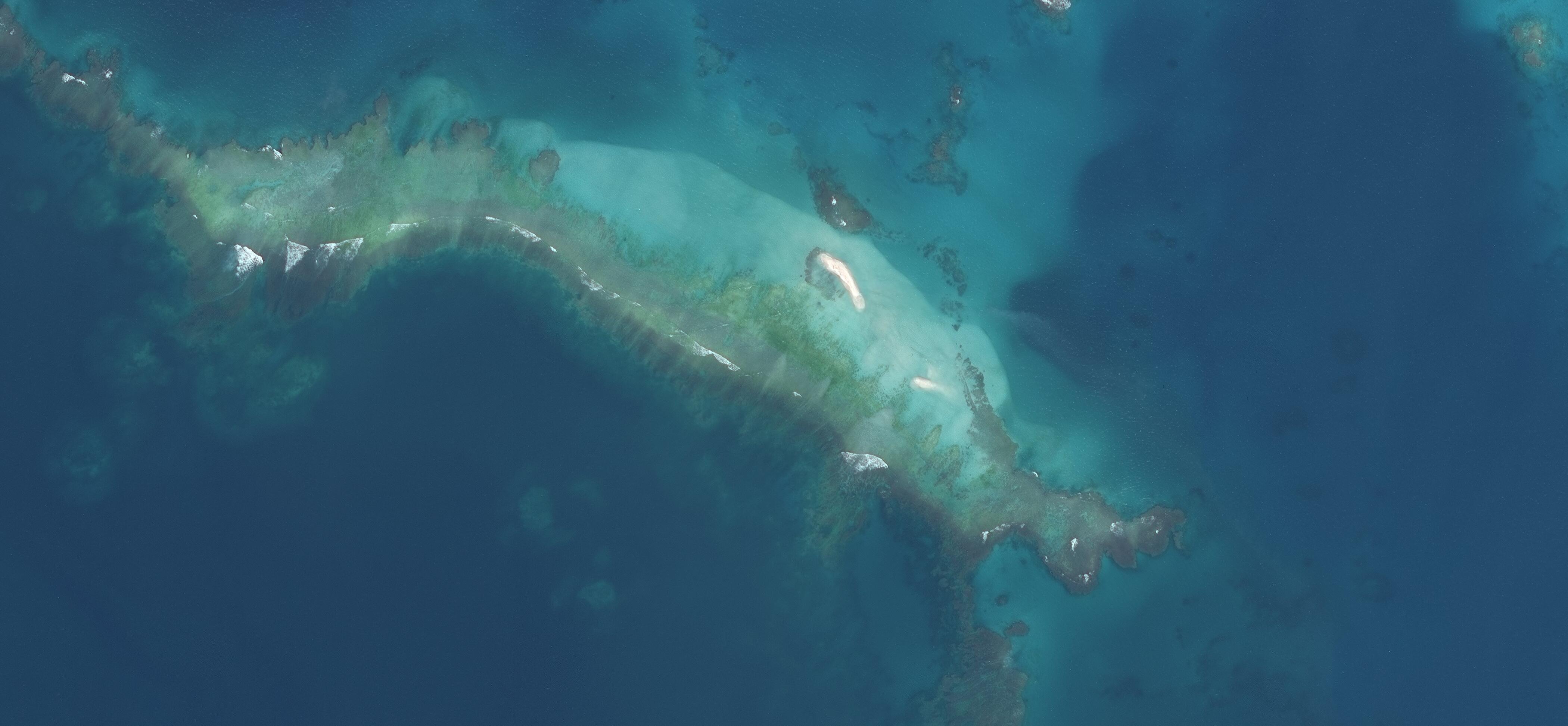 East Island, Hawaii, in October