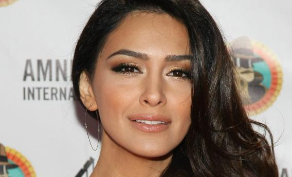 Actress Nazanin Boniadi