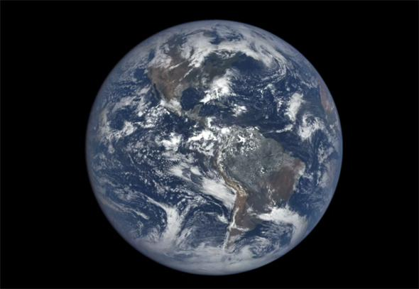 EPIC Earth: A Year of Days From Space
