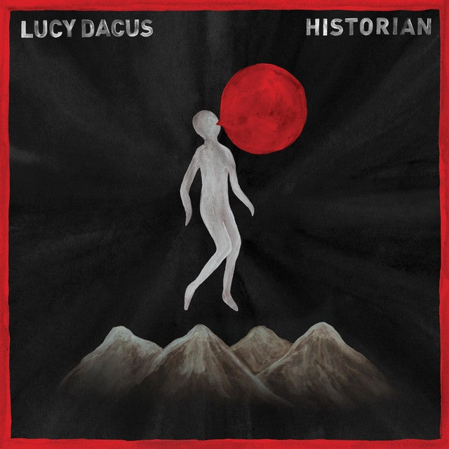 The cover for Lucy Dacus' Historian.