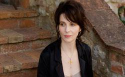 "Still of Juliette Binoche in ""Certified Copy."" Click image to expand."