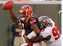 Smith: OK, he doesn't always throw interceptions