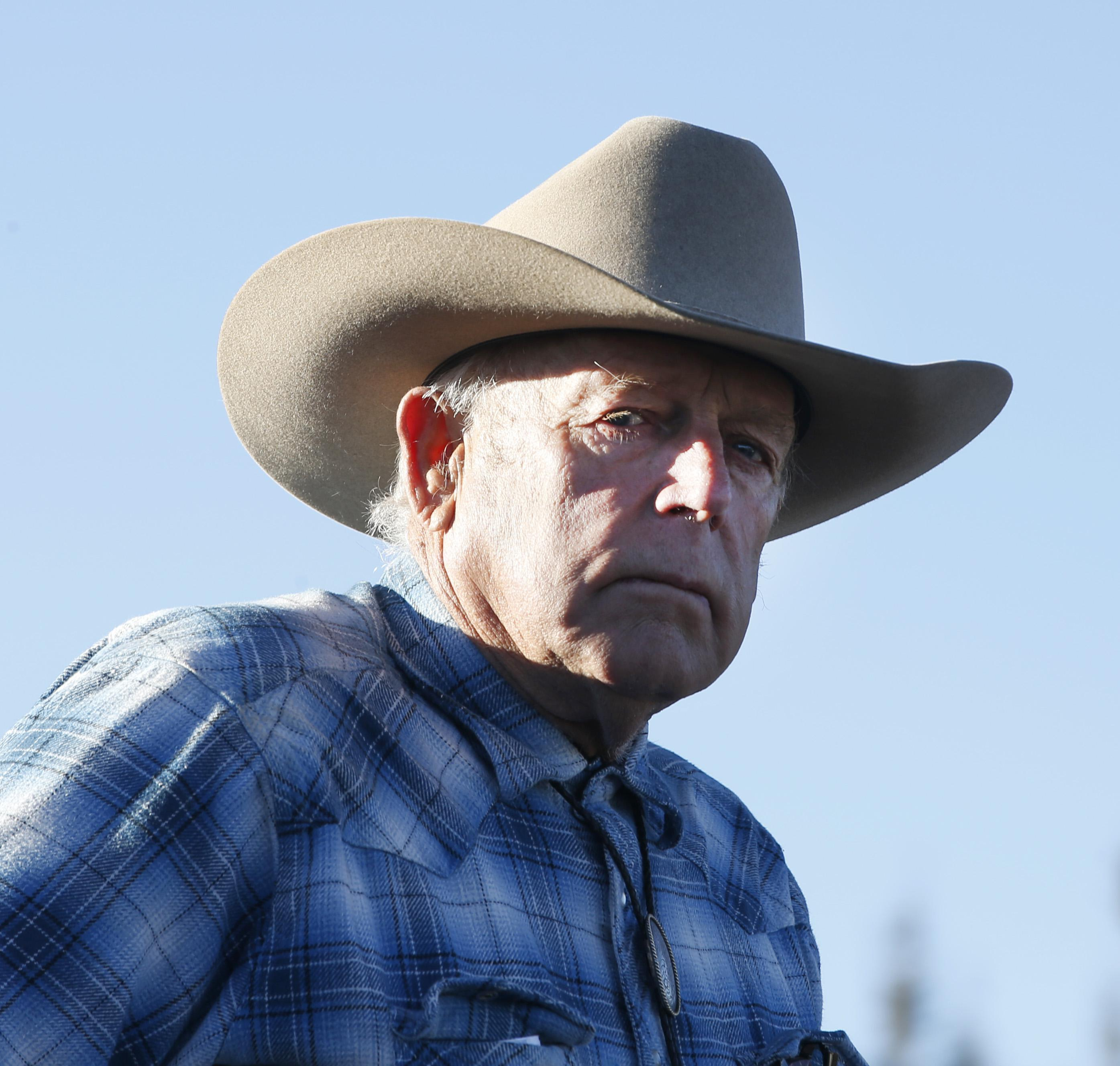 Cliven Bundy, who walked free on Monday after a federal judge dismissed charges against him in light of prosecutorial misconduct.