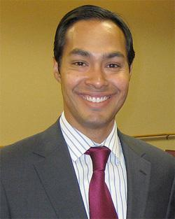 Julian Castro. Click image to expand.