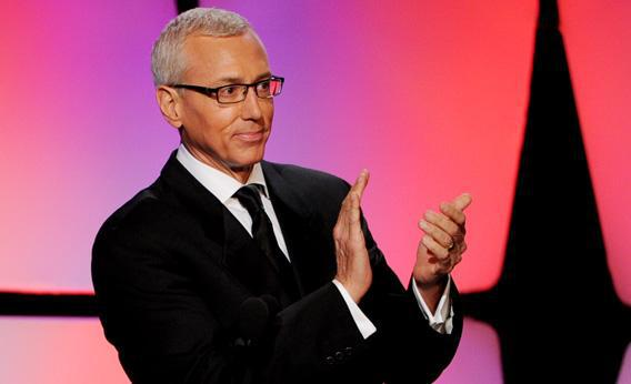 Dr. Drew Pinsky appears onstage at the 39th Annual Daytime Entertainment Emmy Awards on June 23, 2012 in Beverly Hills, California.