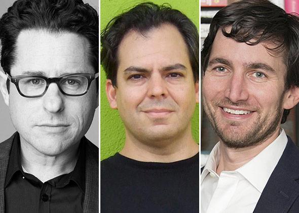 J.J. Abrams; Doug Dorst; Joshua Kendall