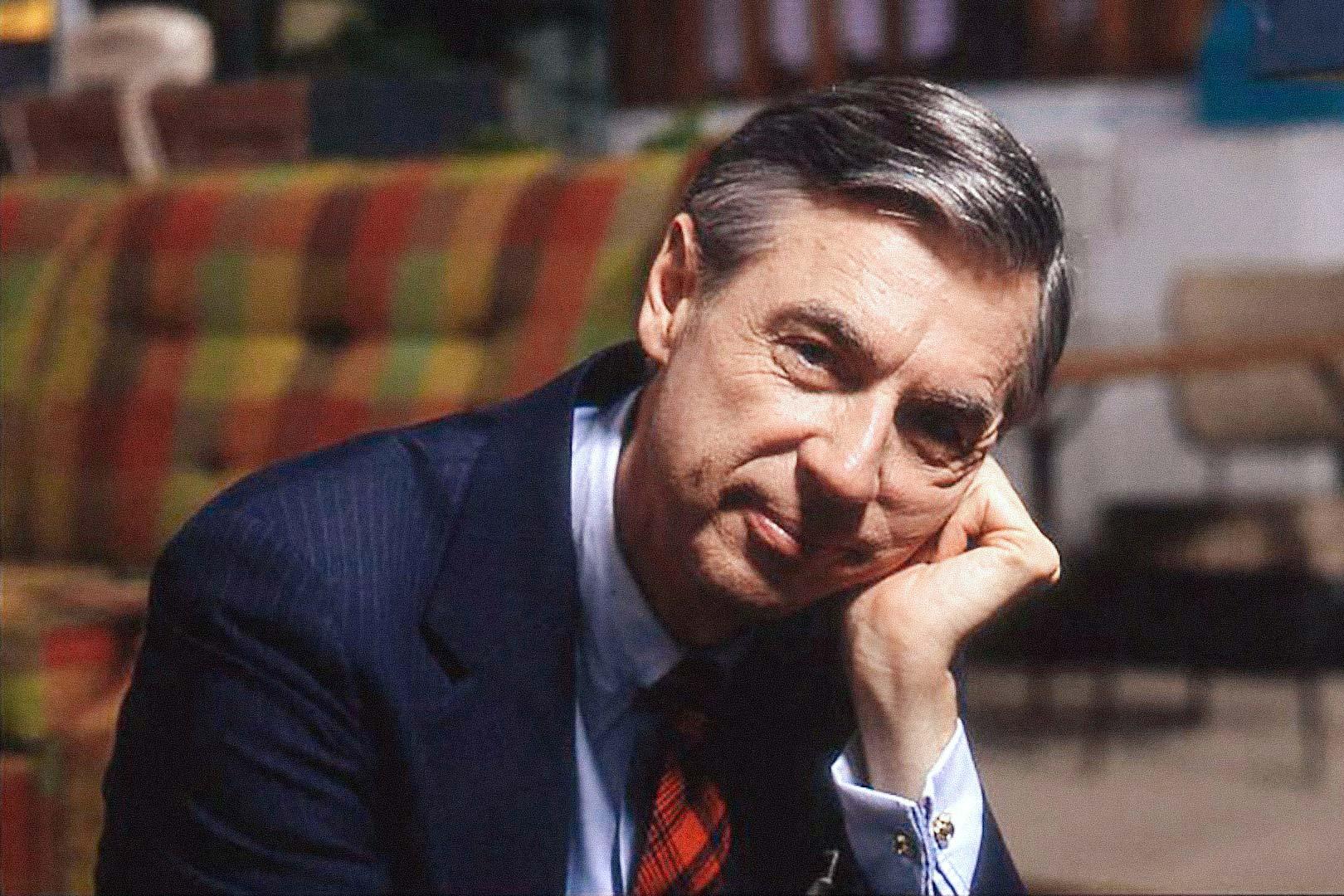 Mr. Rogers.