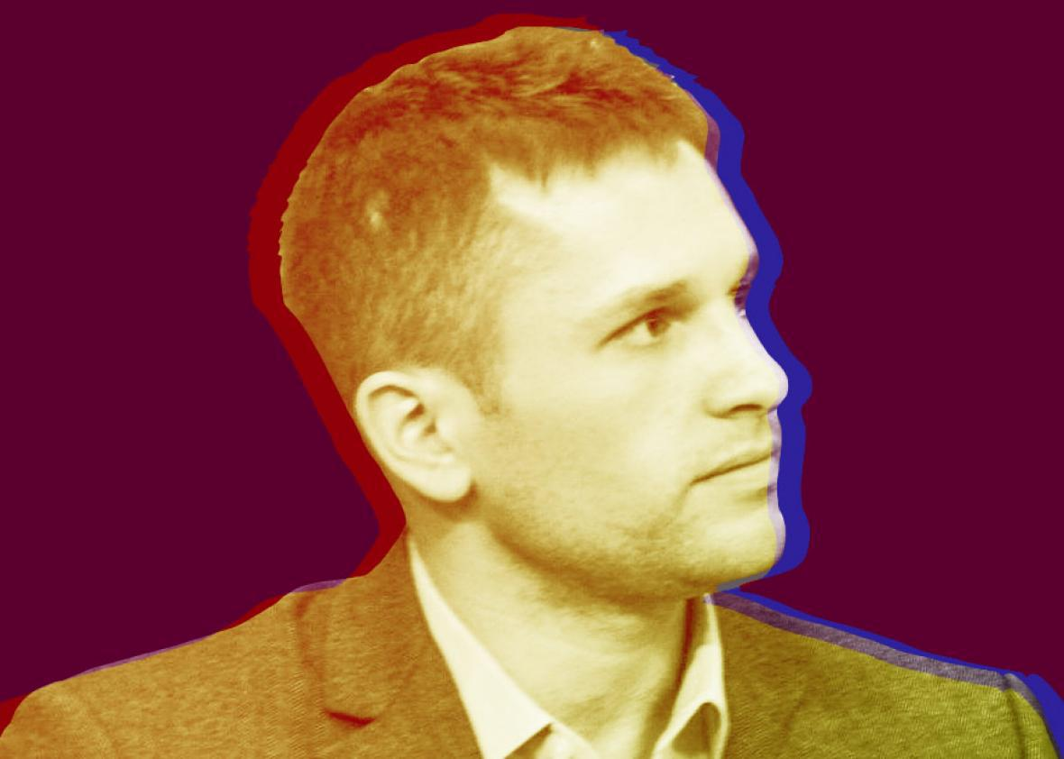American political and business journalist Josh Barro