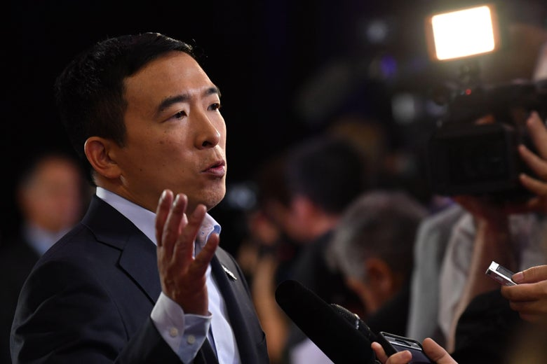 The Angle: Why Andrew Yang's Automation Fearmongering Is Way Overblown