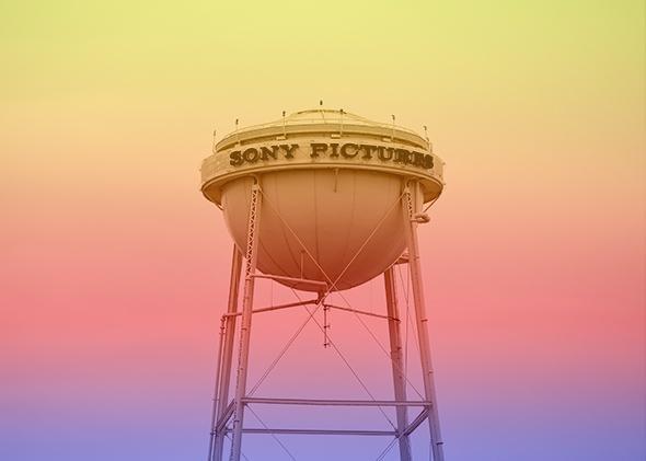 Sony Pictures Studios.