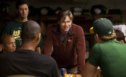 Still of Brad Pitt in Moneyball