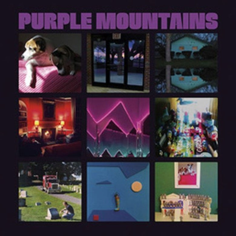 Purple Mountains album cover