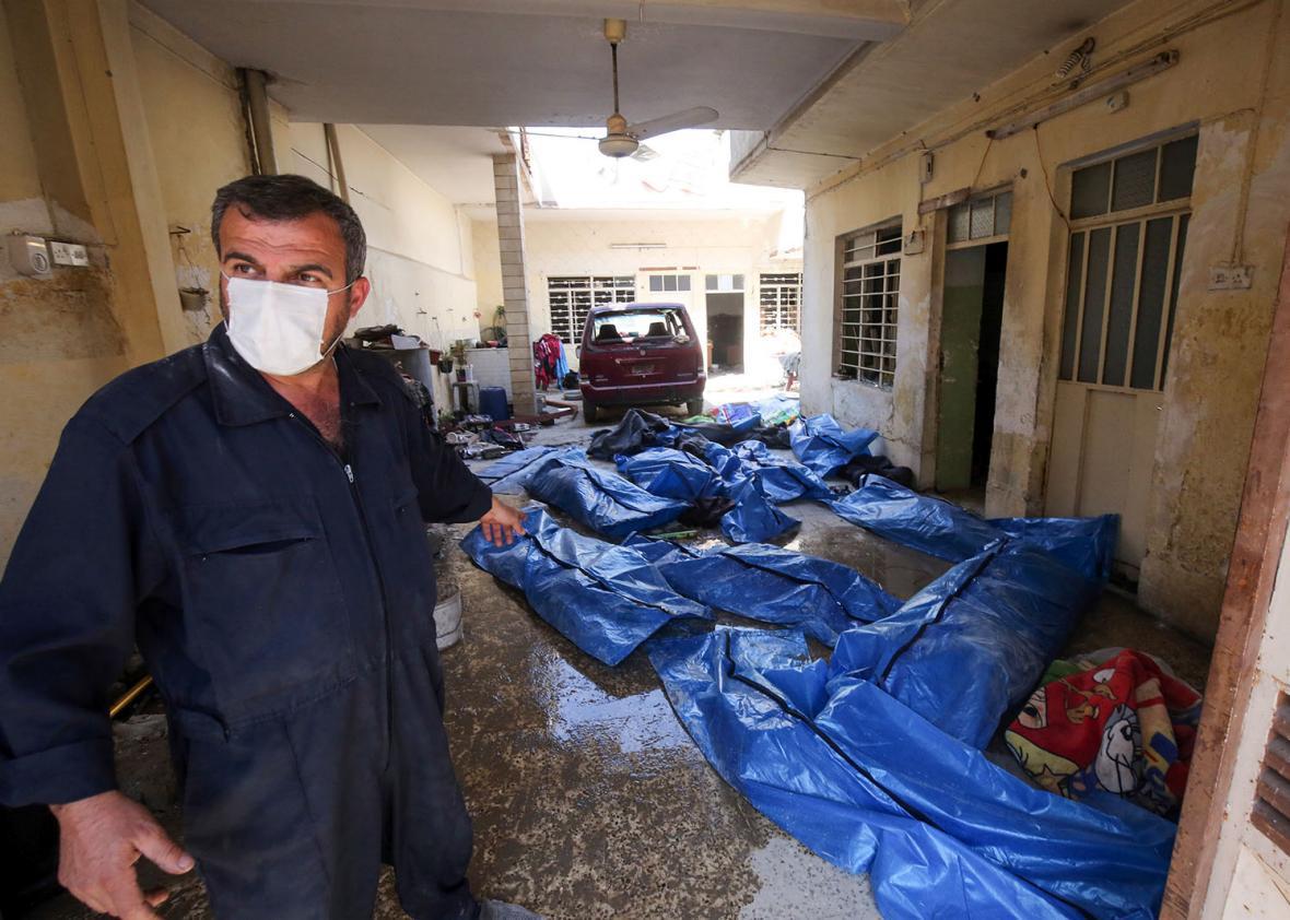 Mosul civilian deaths March 2017