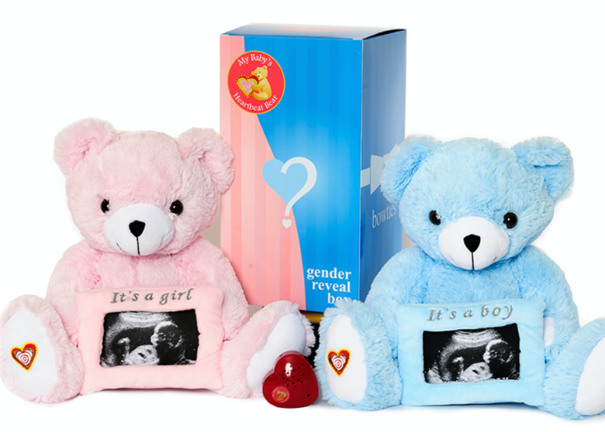 My Baby S Heartbeat Bear Is Yet More Baby Merchandise We Don T Need