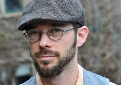 Author David Harris-Gershon.