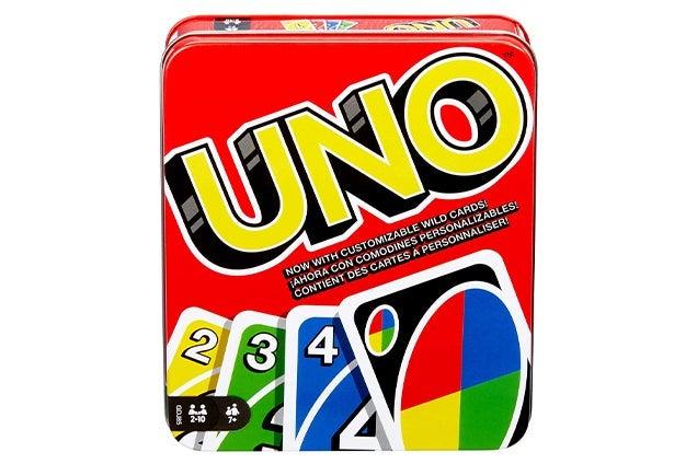 Uno (Tin Box)