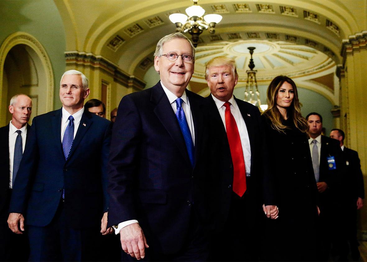 Trump Cabinet