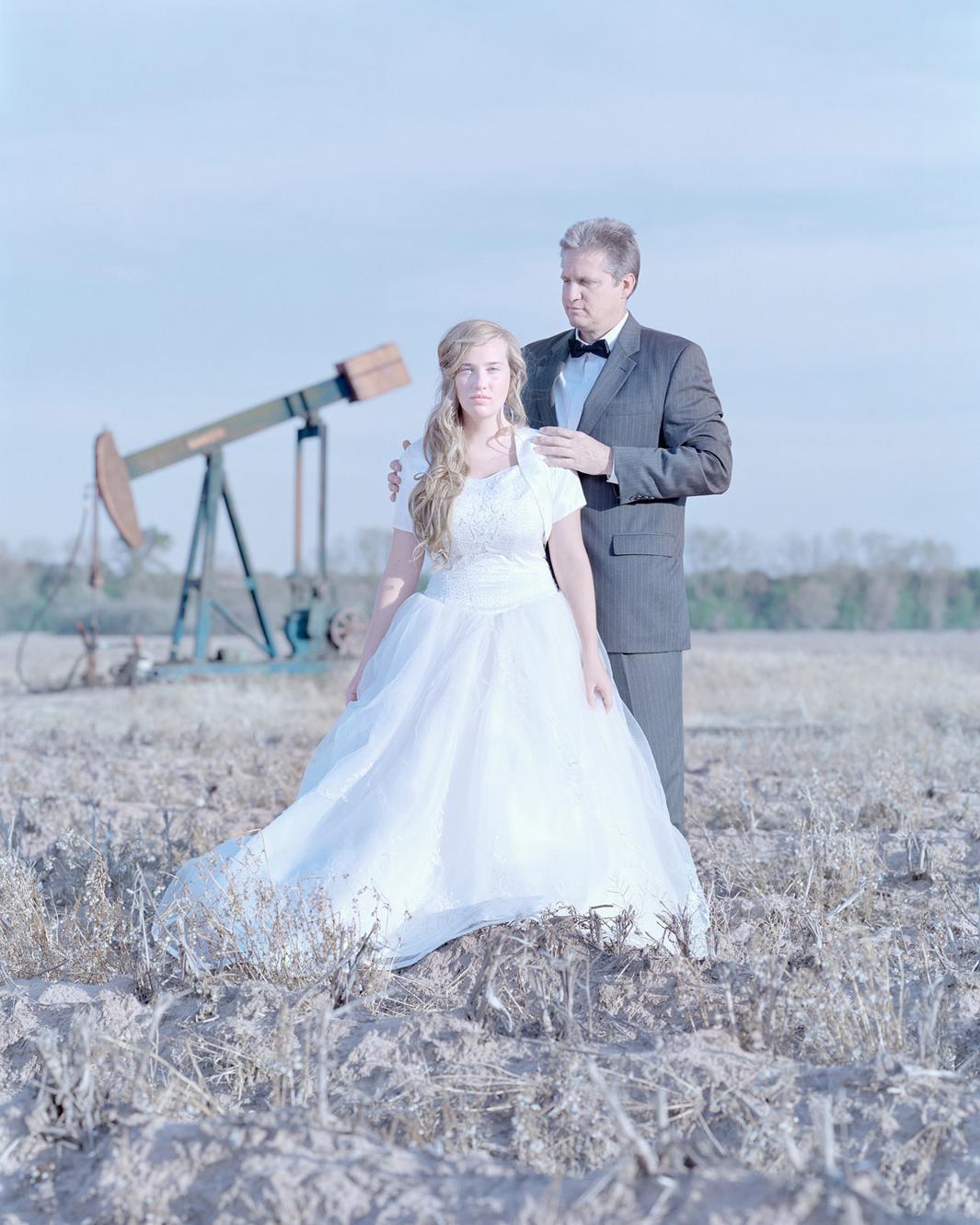 Rose and Randall Smoak, Dixie, Louisiana.