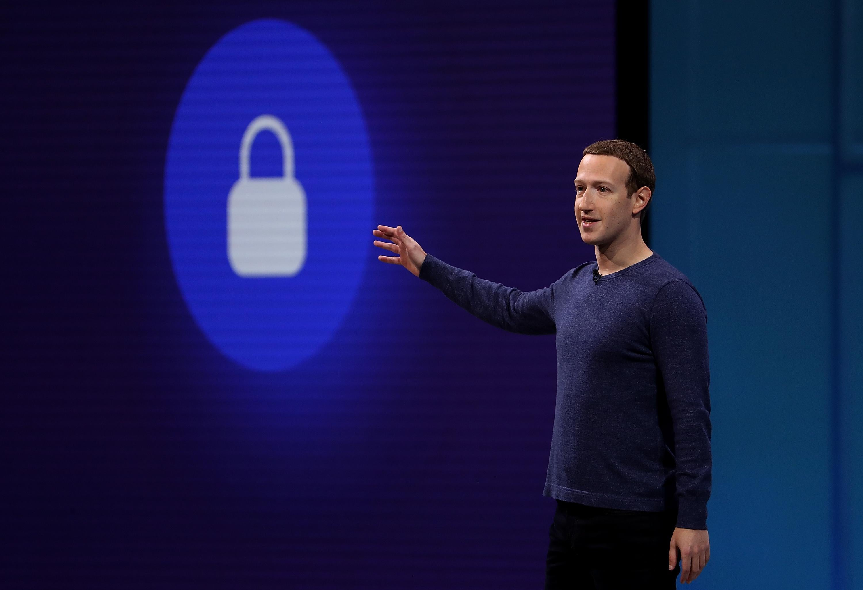 CEO Mark Zuckerberg promised in March to conduct an investigation into apps with access to large amounts of data.