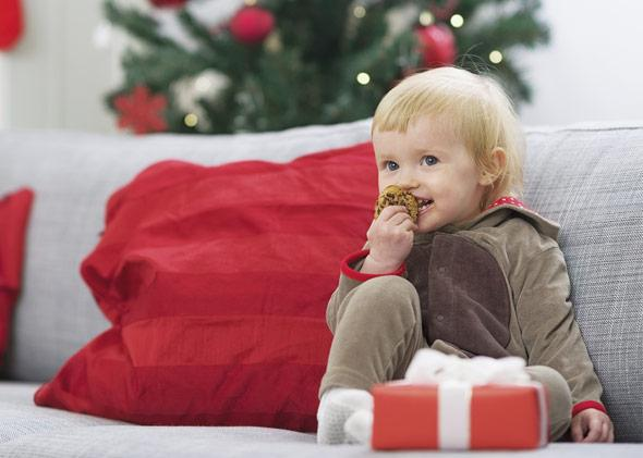 The Christmas List.A Baby S Christmas List And Letter To Santa