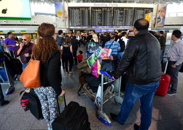 What Should You Do When Your Flight Is Canceled?