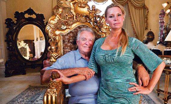 David and Jackie Siegel in The Queen of Versailles.