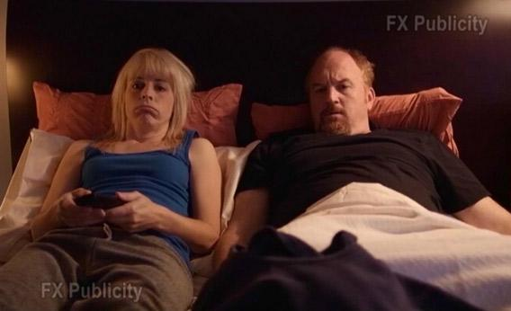 Still from Louie.