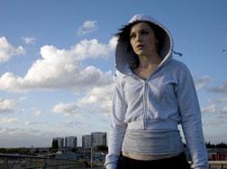 "Katie Jarvis as Mia in ""Fishtank""."