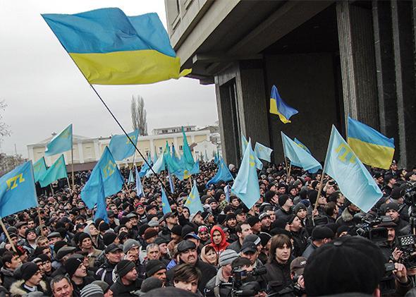 Crimean parliament