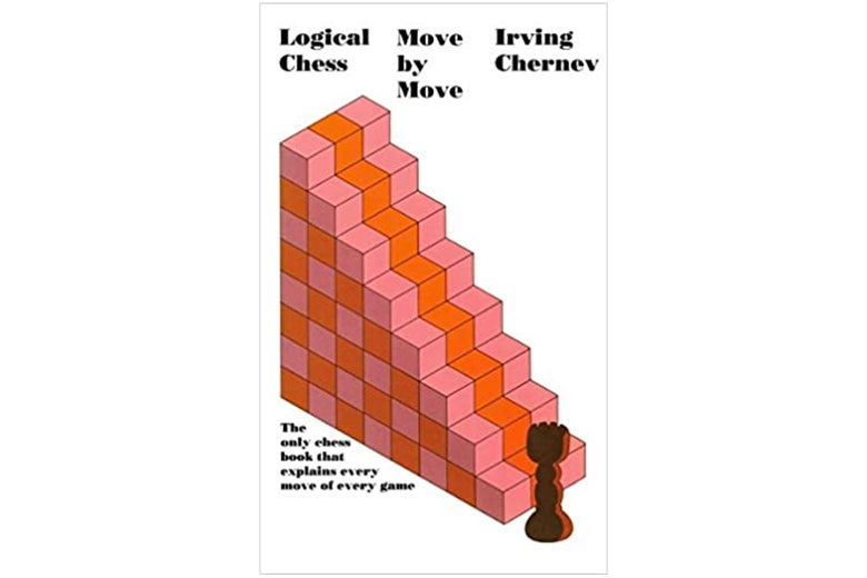 Logical Chess, Move by Move book jacket