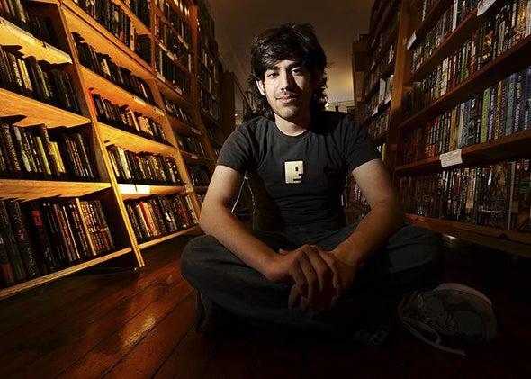 Aaron Swartz.