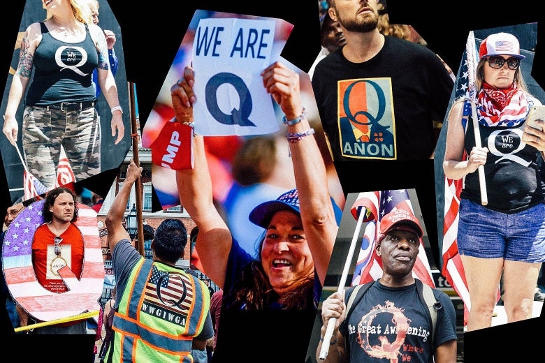 Tech's 2020: What is QAnon?
