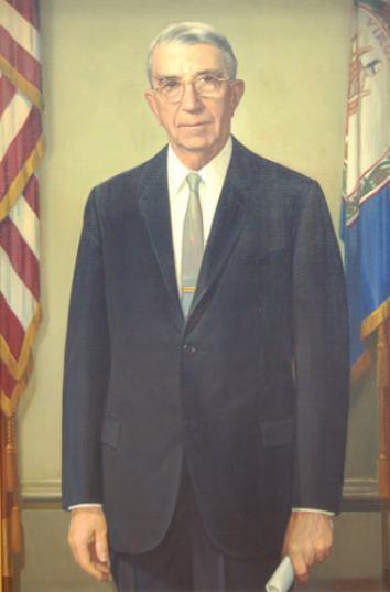 Rep. Howard W. Smith, Democrat from Virginia (Congress in 1964).