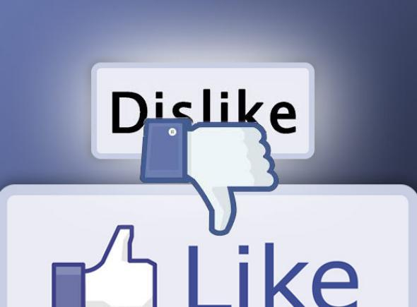 Facebook will never add a Disllike button.