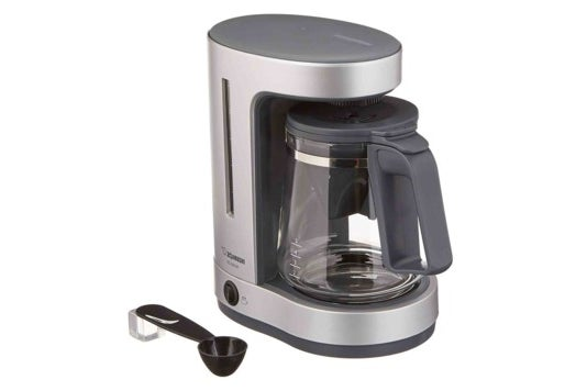 Zojirushi 5-cup drip coffeemaker.