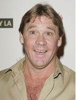 Steve Irwin. Click image to expand.